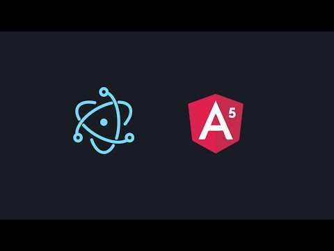 Let's merge Angular 5 with Electron! Muwahaha!