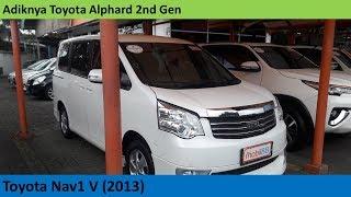 Toyota Nav1 V (2013) review - Indonesia (Review Singkat)