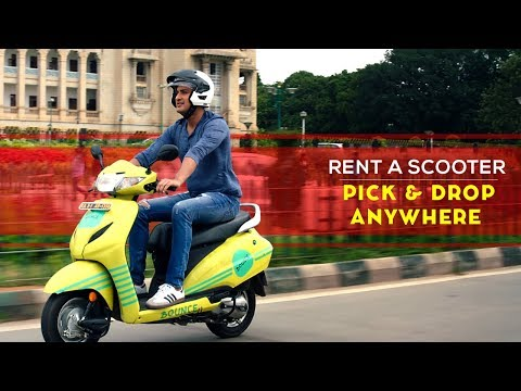 Introducing The New Ride In Town - Bounce Keyless Bikes With Danish Sait | Let's Bounce