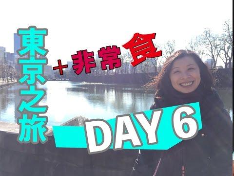[東京旅遊] Tokyo Trip 2017 東京之旅 Keep Walking - Day 6 +  Delicious Guide (english subtitle, turn on CC)