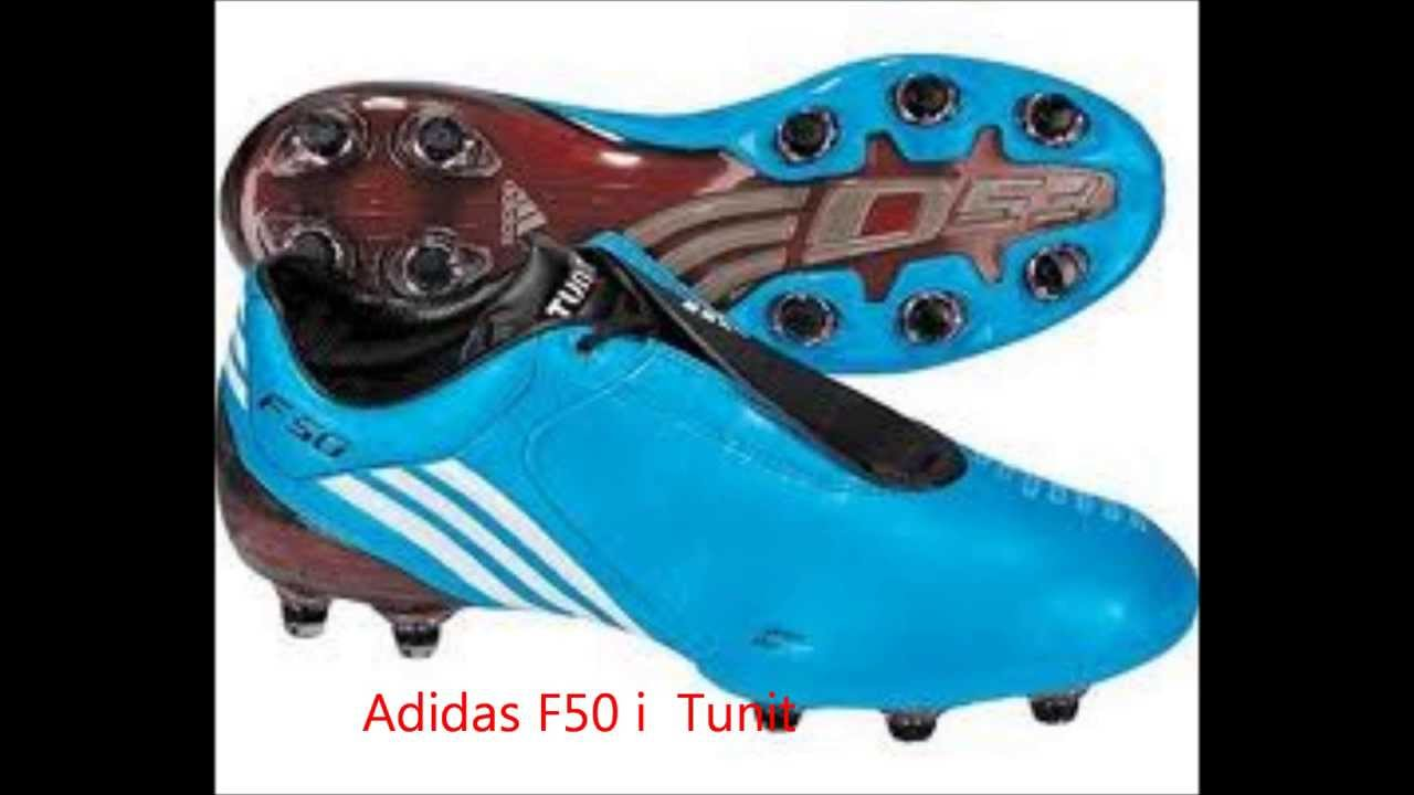 My Favourite 10 football boots 2010/11