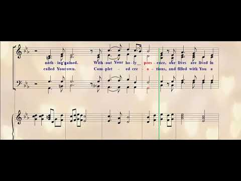 Seekers of Your Heart SATB - Bass