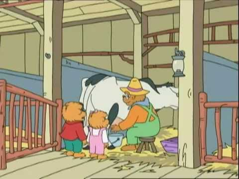 The Berenstain Bears: Family Get-Together / The Stinky Milk Mystery - Ep. 26