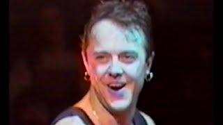 Metallica - Cardiff, Wales [1996.10.14] Full Concert
