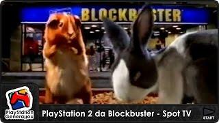 PlayStation 2 da Blockbuster - Spot TV Italia - Natale 2003