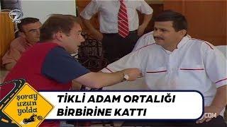 Konya - Tikli Lokanta Çalışanı Ortalığı Birbirine Kattı  Şoray Uzun Yolda