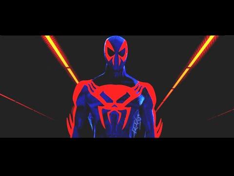 Spider-Man Into The Spider-Verse Trailer - Spider-Gwen And Ultimate Green Goblin