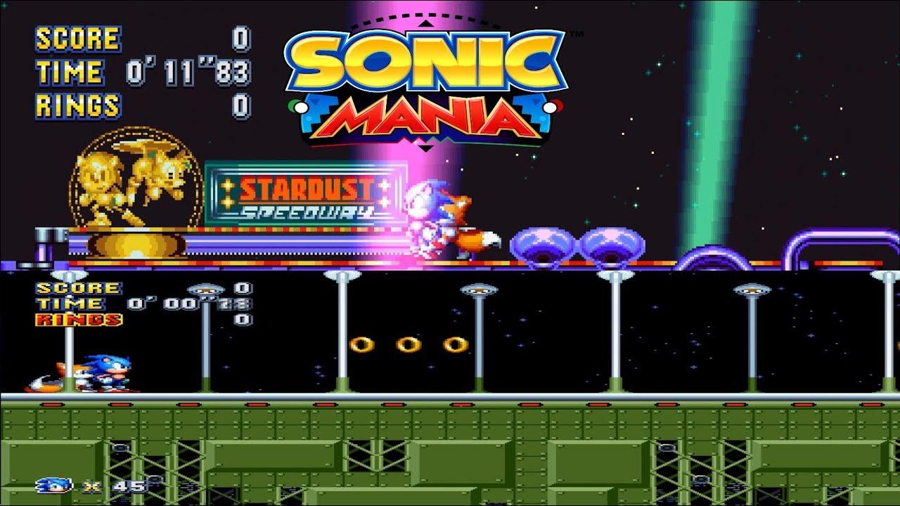 Speedway Light ZoneSonic Mods13 Stardust Good Star Mania Futureamp; wOPnXZ80kN