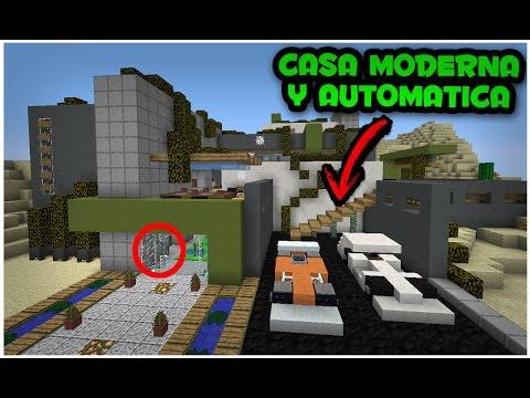Full Download Minecraft Top 5 Casas Automaticas Descargas