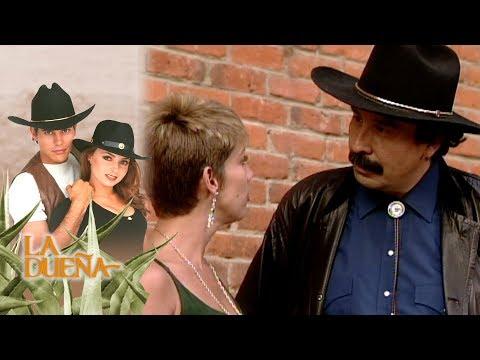 La Dueña capítulo 34: Laura intenta difamar en contra de Regina y José María | Tlnovelas thumbnail