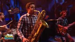 """Ikebe Shakedown performs """"Last Stand"""" 