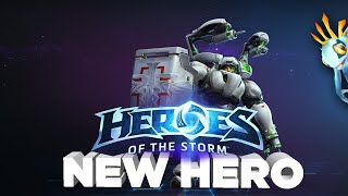 Heroes of the Storm Q&A: NEWEST HERO REVEALED - Medic from Starcraft - GamesCom 2015