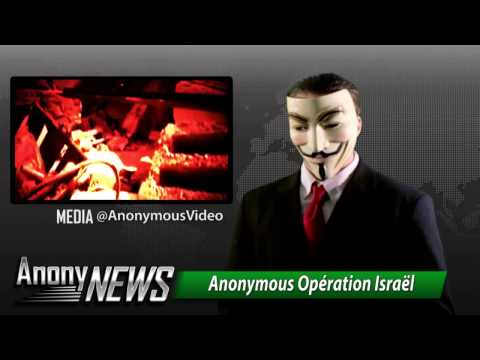 Anonymous « Free Gaza & Palestine. »