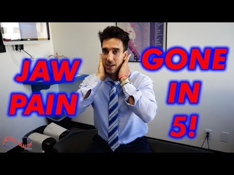 Dr. Jason - Get RID Of TMJ Pain (Gone In 5 Minutes)