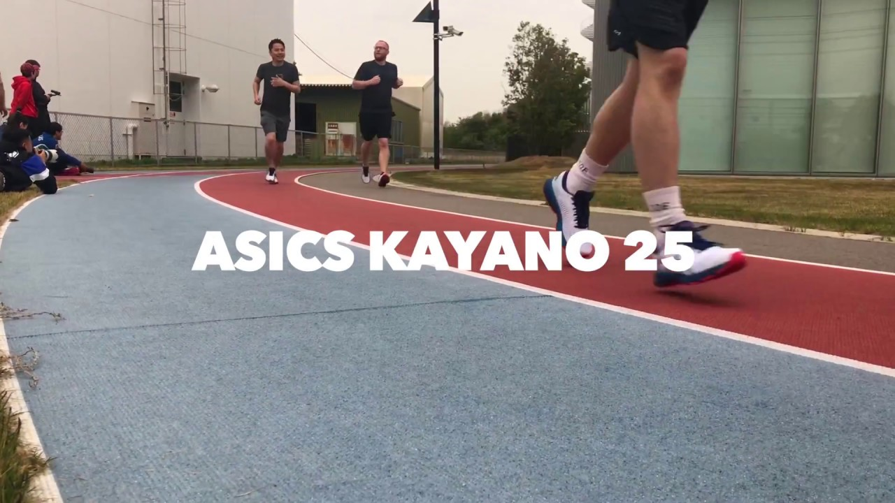asics kayano 25 mens