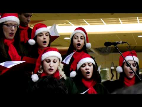Christmas Eve song, live performance in Skopje