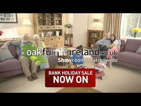 oak furniture land bank holiday sale now on youtube. Black Bedroom Furniture Sets. Home Design Ideas