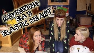 REVIEWING SIA'S ELASTIC HEART // Grace Helbig Thumbnail