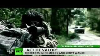 Act of Valor - Hollywood Pentagon Symbiosis