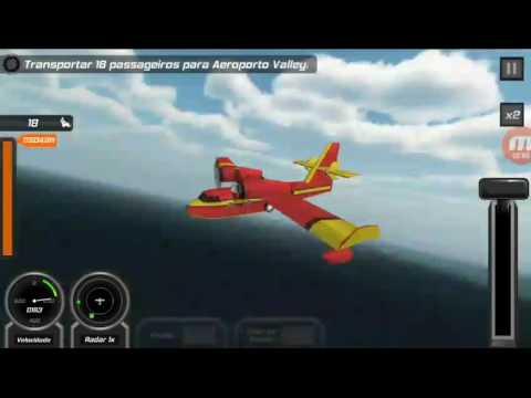 Jato super expresso em missões super lokas  parte 4 flight-simulator