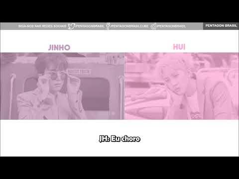 Hui & Jinho  - Thank you  [Legendado PT-BR]