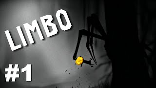 Pumpkin Plays: Limbo (PS4) Part 1 - Trial and Death