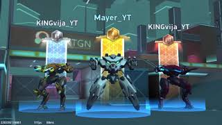 New Mech Redox And New Mode 2x2 First Try   Mech Arena: Robot Showdown