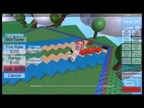 ROBLOX: Roblox Tower Defense - ScriptOn - Gameplay nr 0258