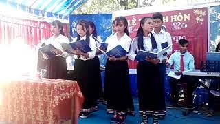 Bài ca mừng đôi lứa-ban hát thanh niên