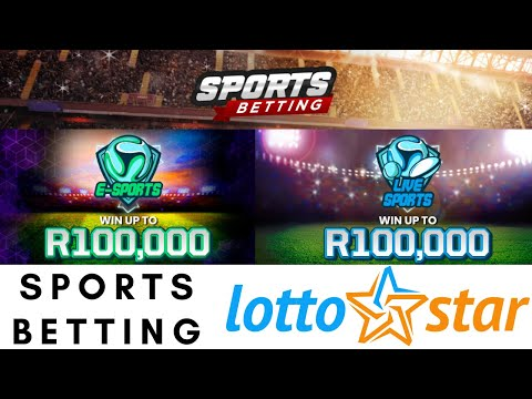 Having a look at Lottostar Sports Betting