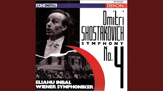 Symphony No. 4 in C Minor, Op. 43: I. Allegretto poco moderato