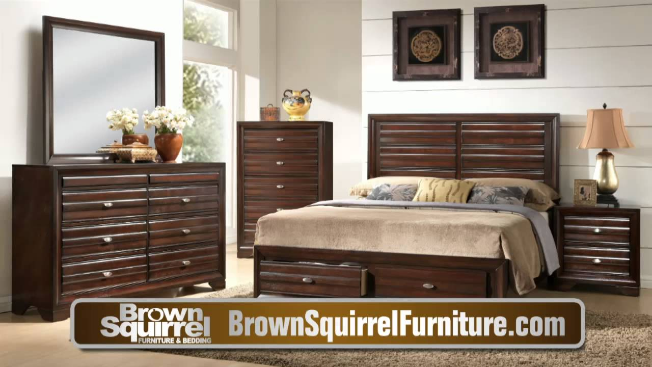 Let Your Dreams Come True At Brown Squirrel Furniture !