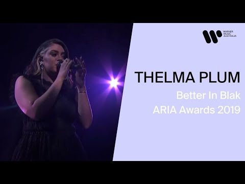 Better In Blak (ARIA Awards 2019)