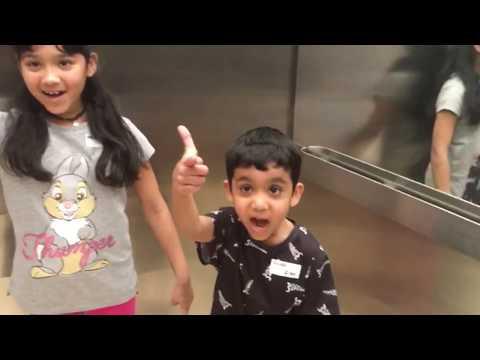 DUBAI  – OLI OLI Kids science museum | Part 2 vlog 2019