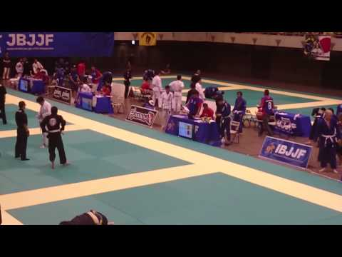 Asian Open 2016 George Campbell x Doho Ko