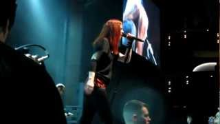 Garbage - Man on a Wire LIVE at the Pearl in Las Vegas, 2012-04-14