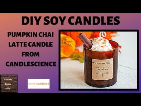 DIY Candles - CandleScience Inspiration Soy Candles