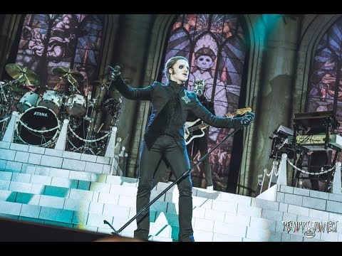 Resurrection Fest EG 2018 - Interview with Tobias Forge (Ghost)