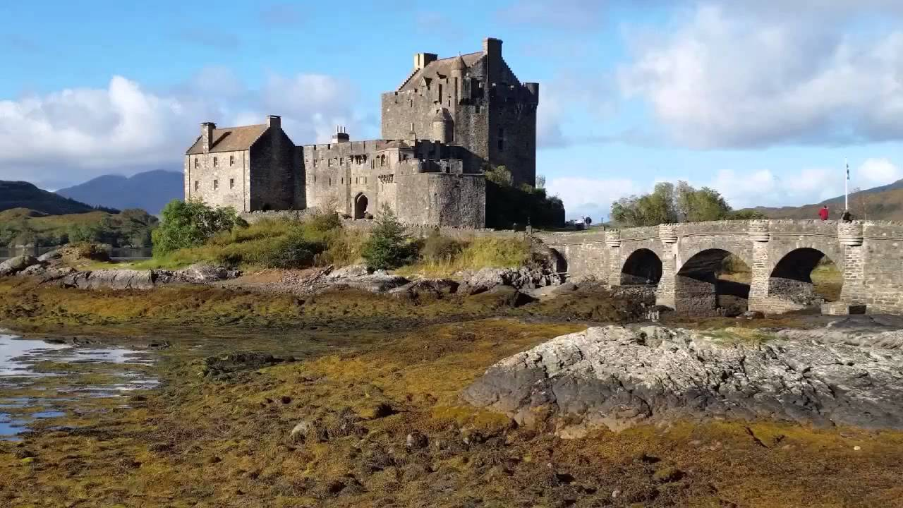 Schottland Oktober