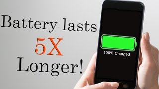 How To Make Your iPhone Battery Last Longer thumbnail