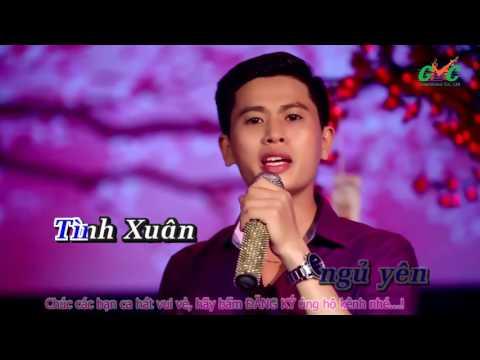 Chuyện Ngày Cuối Năm karaoke - Nguyễn Thành Viên
