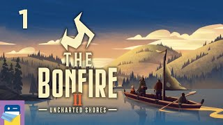 The Bonfire 2: Uncharted Shores - iOS Old Gameplay Part 1 (by Xigma Games)
