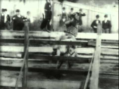 Bucking Bronco 1894 Edison Film