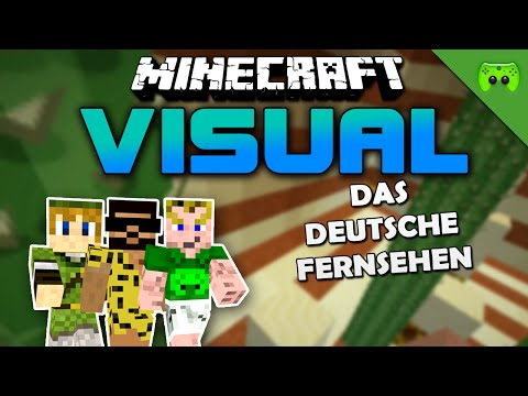 MINECRAFT Adventure Map # 81 - Visual Project 2 «» Let's Play Minecraft Together | HD
