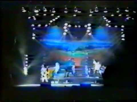 Europe live in Rotterdam, Netherlands (Holland) 01-02-1992