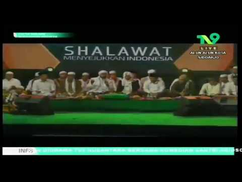 Habib Syech - Harlah TV9 Ke-7 & Kabupaten Sidoarjo Ke-158