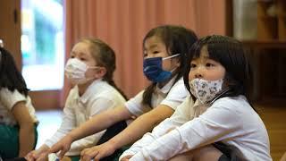 麗澤幼稚園 英語教育