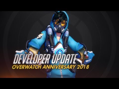 Developer Update | Overwatch Anniversary 2018 | Overwatch