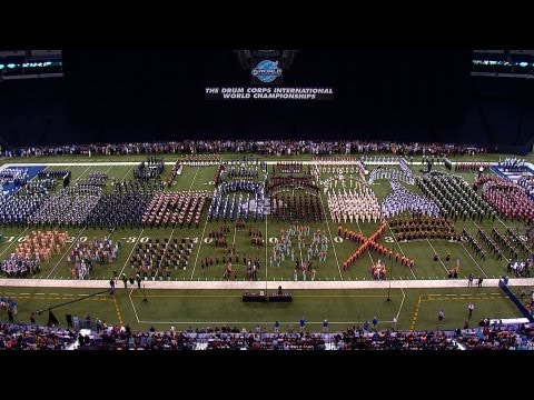 2013 DCI World Championship Finals Awards Ceremony