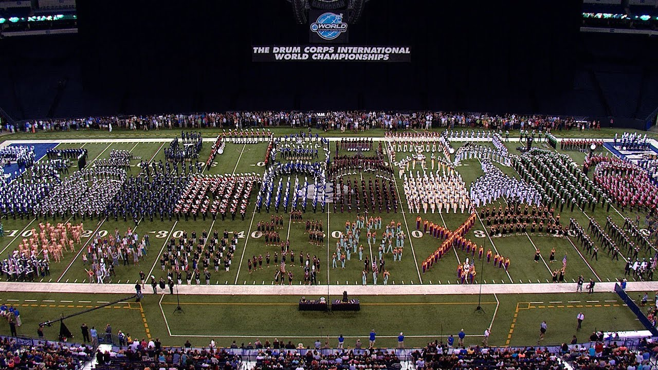 2013 DCI World Championship Finals Awards Ceremony - YouTube